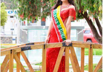 Angela Campoverde – Reina de Paute 2018-2019